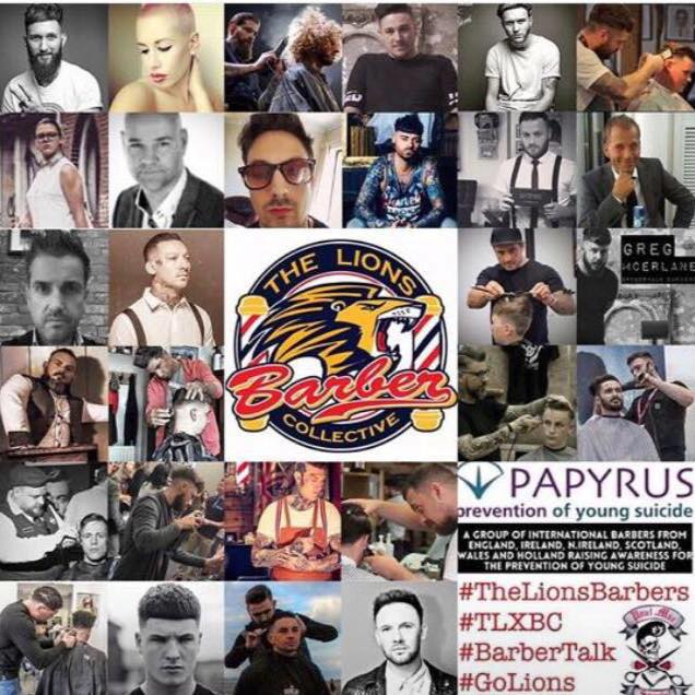 The Lions Barber Collective gets everyone talking