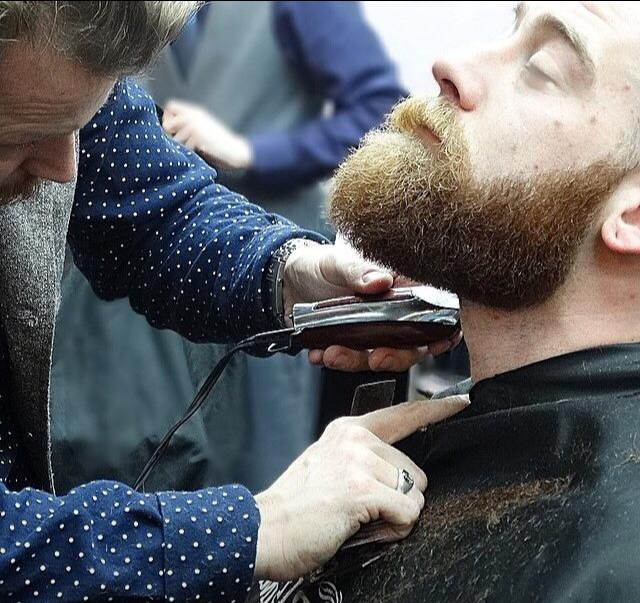 Caring for your beard by Jon Bourne