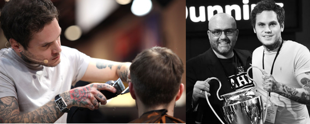 Wahl British Barber of the Year 2016
