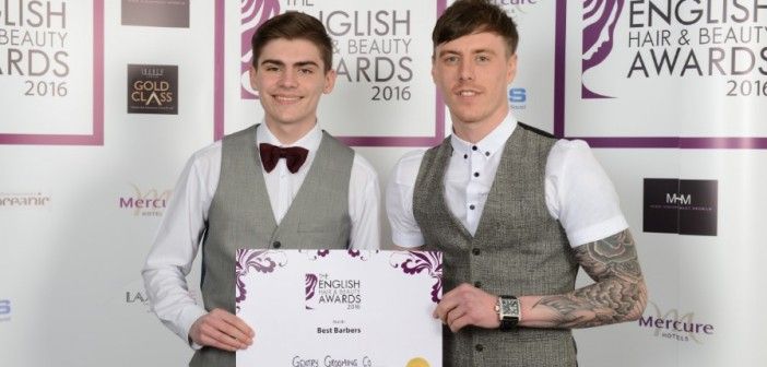 Gentry Male Grooming in Manchester has winning ways