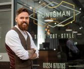 Huntsman opens doors in Aberdeen