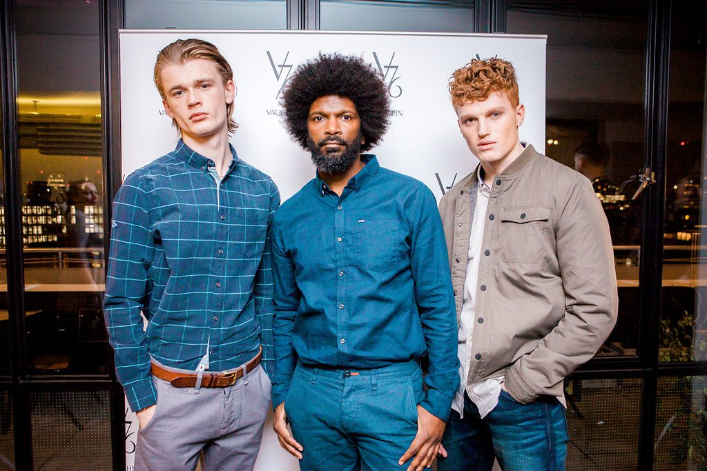 V76 Men's Grooming Launches