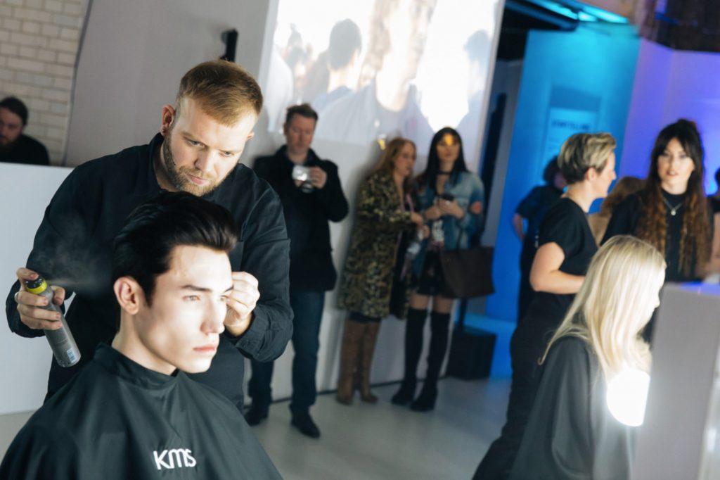 KMS showcases urban fashion styles