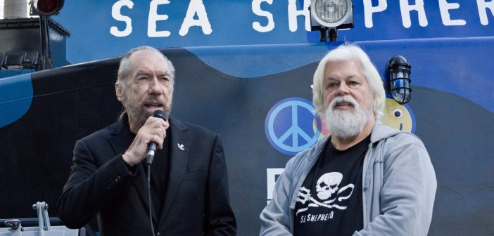 Conservation vessel named after John Paul DeJoria