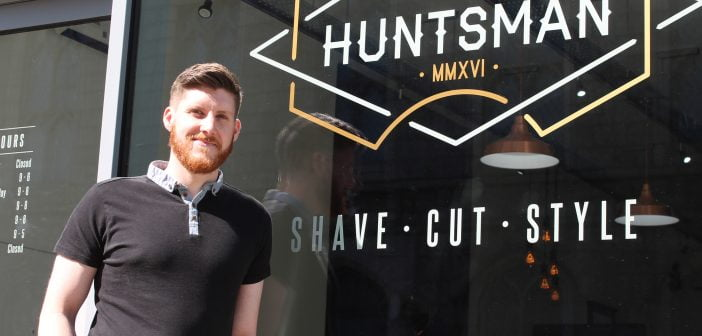 Slick move to barbering for Marc Cran