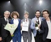 Ky'Cut wins L'Oréal Colour Trophy 'Men's Image'