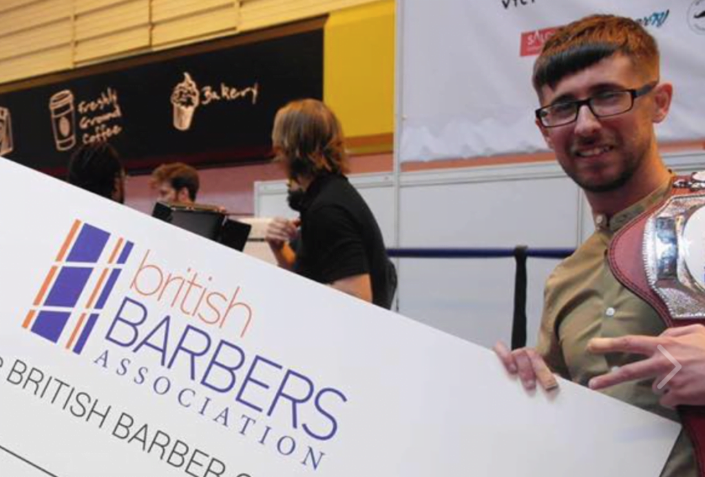 Jim the Trim: British Barber of the Year
