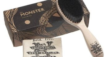 25 Monster Beard Brushes from Kent to Give Away!