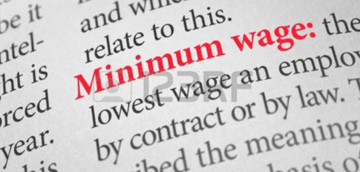 """Youth minimum wage rise a """"real pain"""" says NHF"""