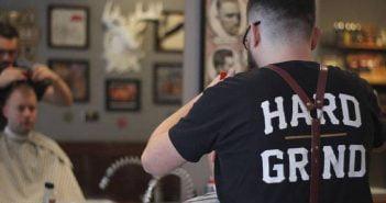 Hard Grind team sign up with scissor sponsor