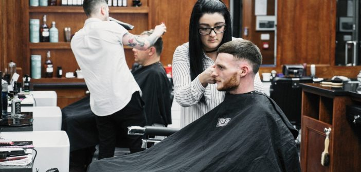 Pall Mall Barbers Opens in King's Cross