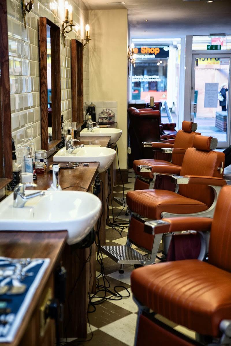 Bond S Barbershop Lease The Chair Release The Cash