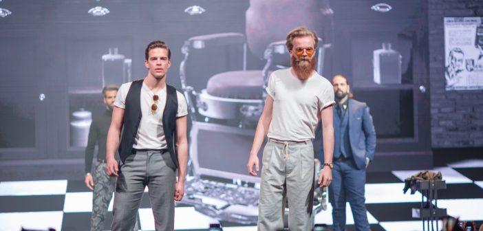 Tom Chapman & James Beaumont at Keune True Beauty 2018