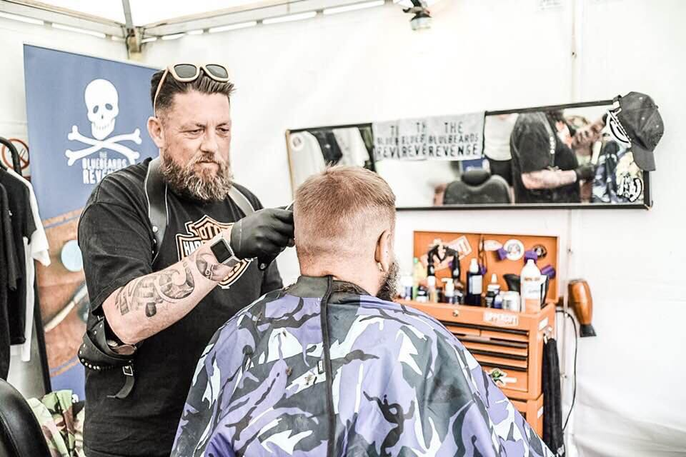 Armour to Barber rocks Download festival