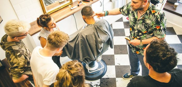 Award-winning Mike Taylor Education Announces Exciting Collaboration with Gould Barbers