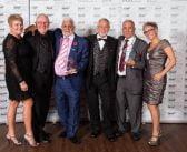 NHF Welsh Awards winners: Lazarou Barbers & Alex Panios of Windsor Barbers