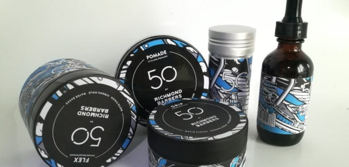 Kidney transplant barber launches male grooming range