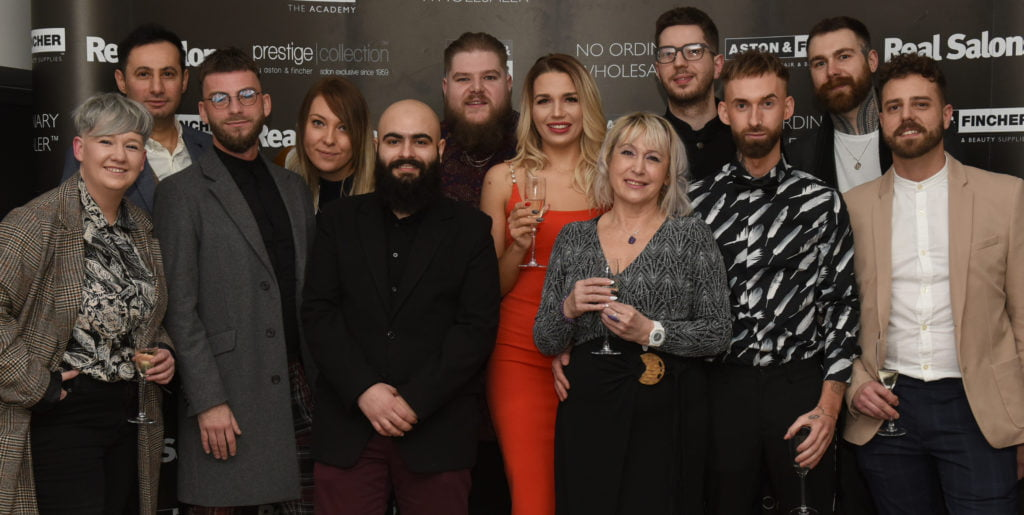 Everyman Barbers hosts its first awards night