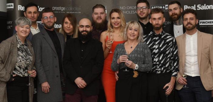 Everyman Barbers hosts its first awards night