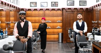 Pall Mall Barbers opens store in New York City