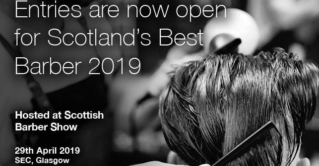 Scottish Barber competitions open for entry