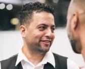 Enver Yeshibulut wins Britain's Best Shave AGAIN