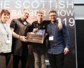 James Johnstone wins Scottish Best Barber