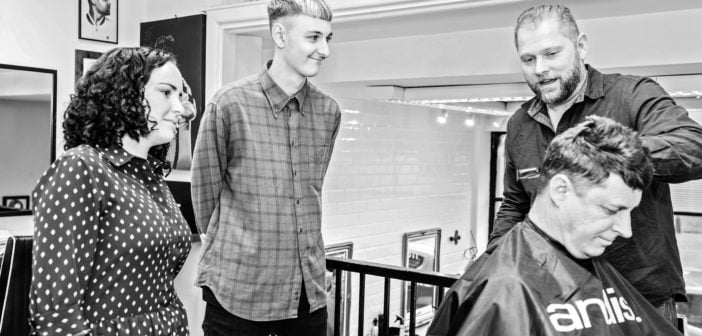 ANDIS LAUNCHES NEW ANDIS NATION BARBER SCHOLARSHIPS