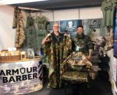 NeoCape raises over £1000 for Armour to Barber