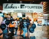 Luke's Barbershop adds spa to new shop