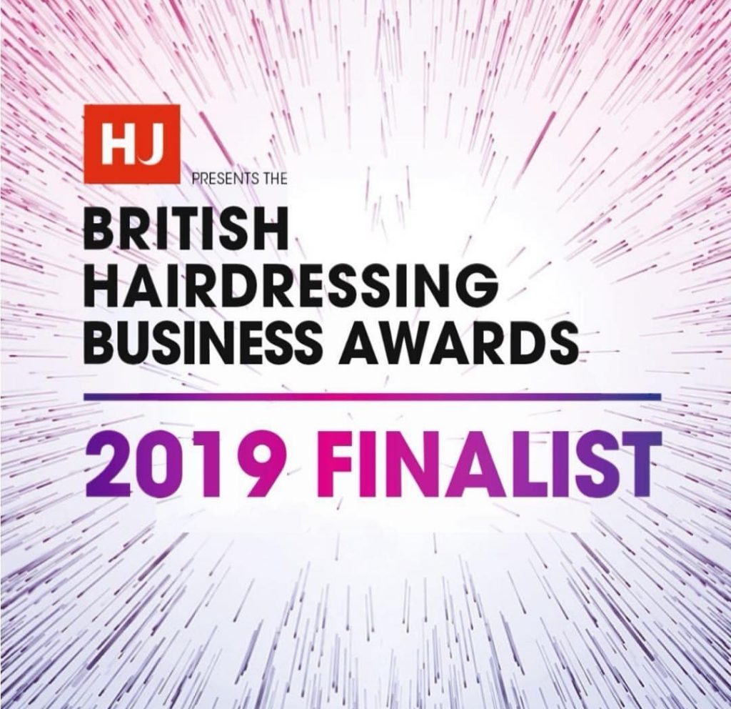 Say congrats to the barbers that reached the finals of the British Hairdressing Business Awards