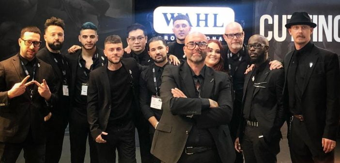 WAHL's BIG WEEKEND at Salon International