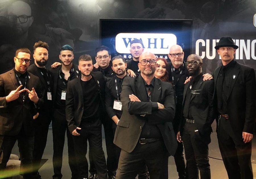 WAHL's BIG WEEKEND at Salon International