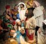 FELLA HAIR recreates the Nativity