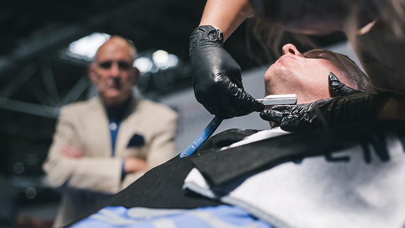 Finalists Announced for Britain's Best Shave Competition