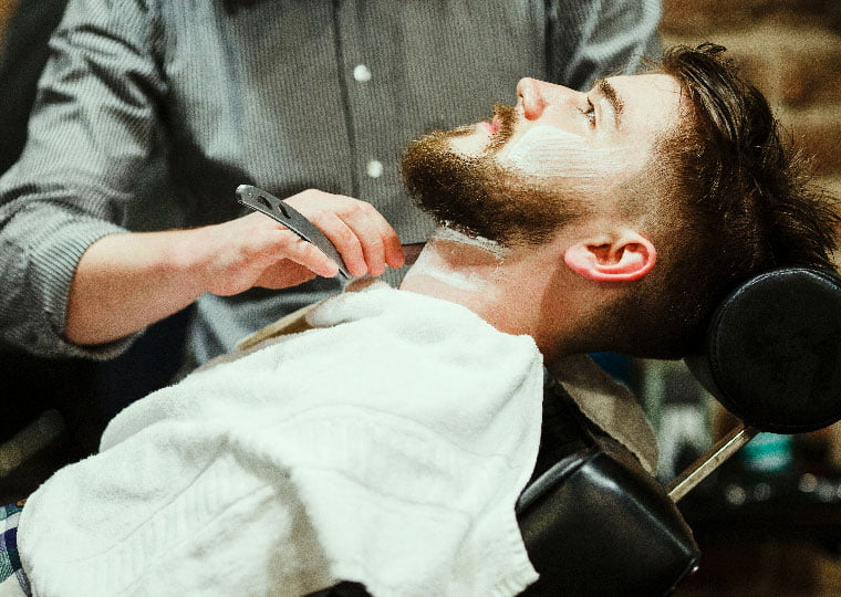 Barbers allowed to offer all close contact services and treatments