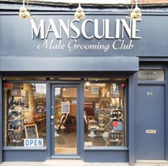 mansculine male grooming club