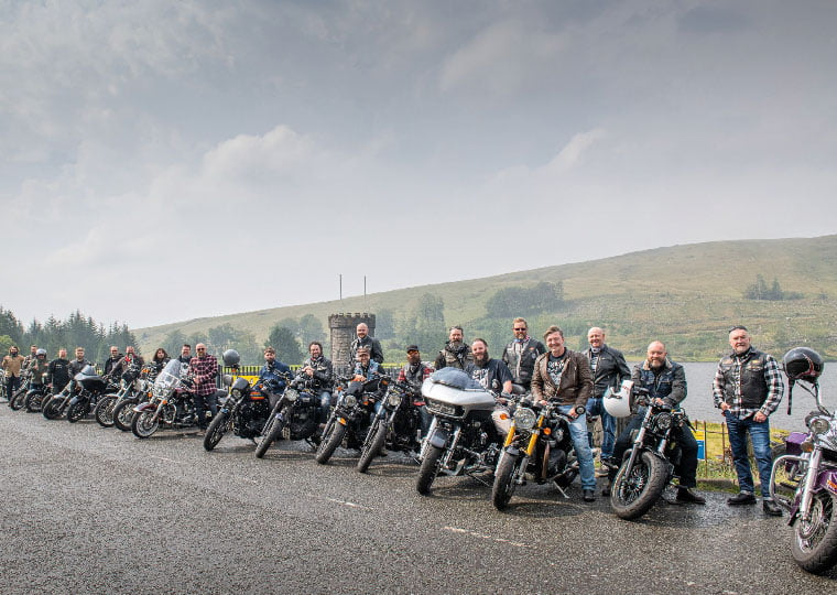 BarbersRide are holding a charity auction – help them reach their target!
