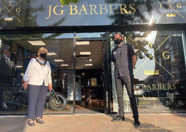 jg barbers