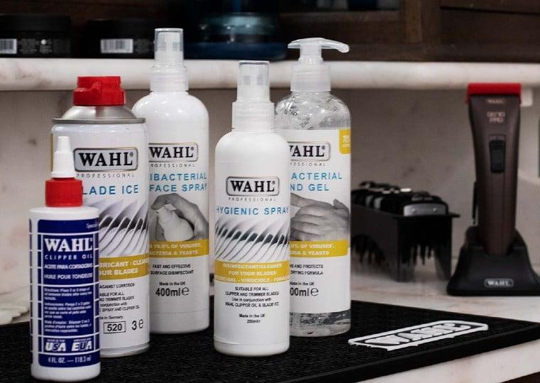 barbershops PPE hygiene