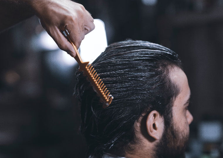 Men's hair cut and styling trend predictions for 2021