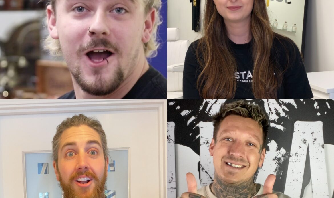 Modern Barber Awards 2020: The finalists' reactions