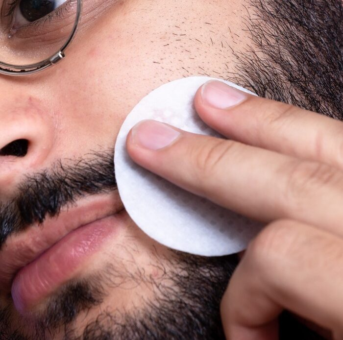 Male grooming is booming and skincare sales are big business