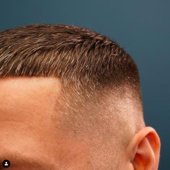most liked barber instagram image ben reynolds huntsman