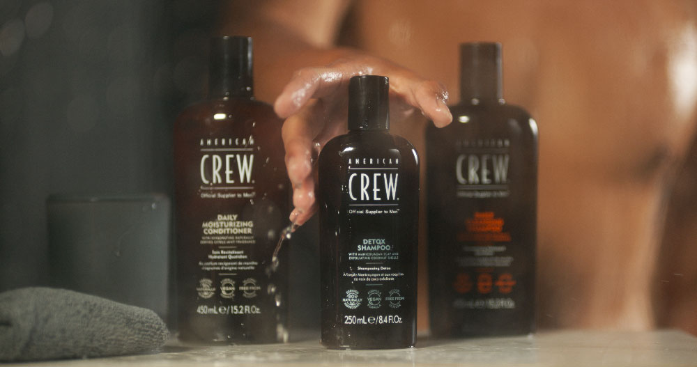 american crew haircare collection