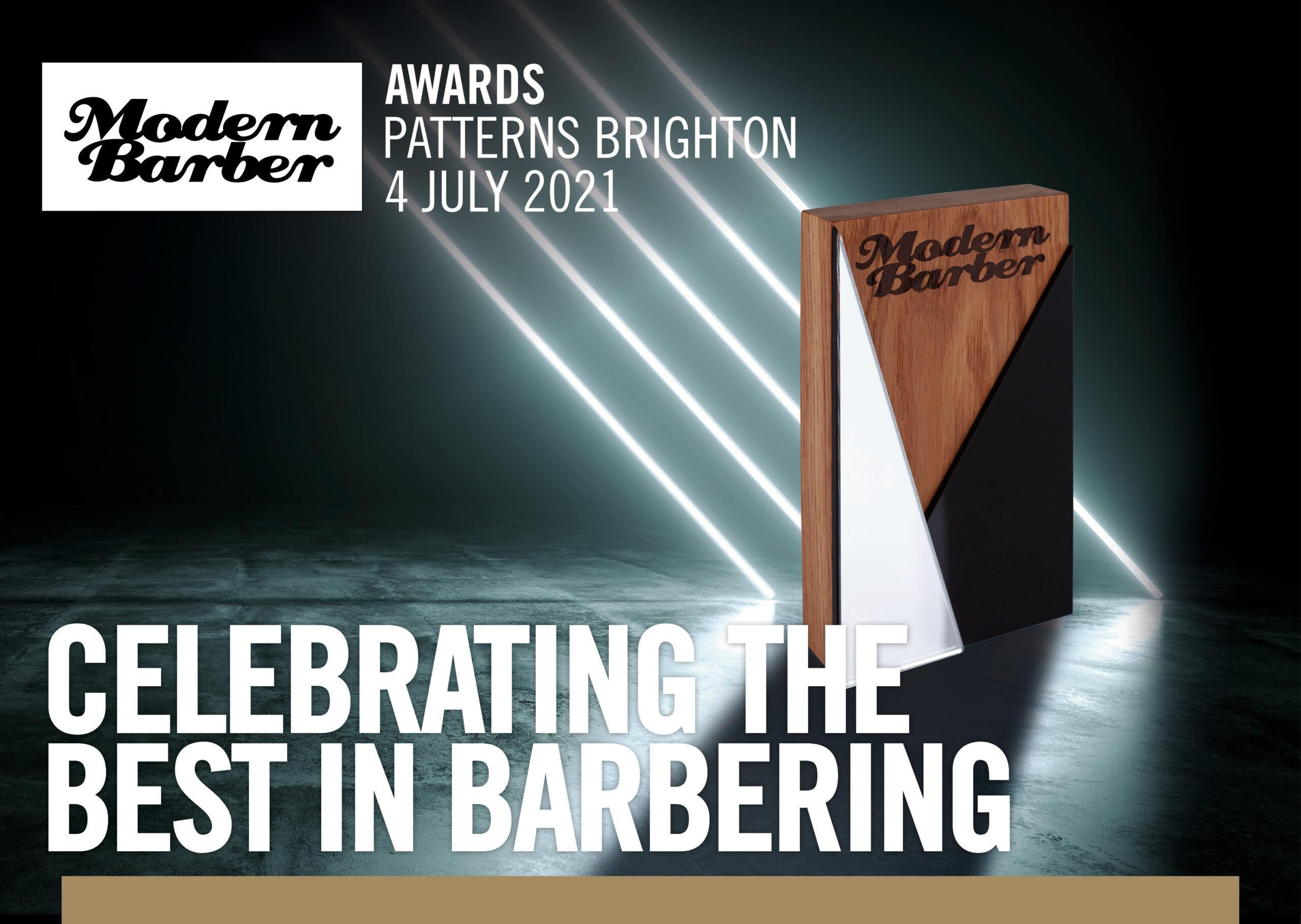modern barber awards 2021 entries open