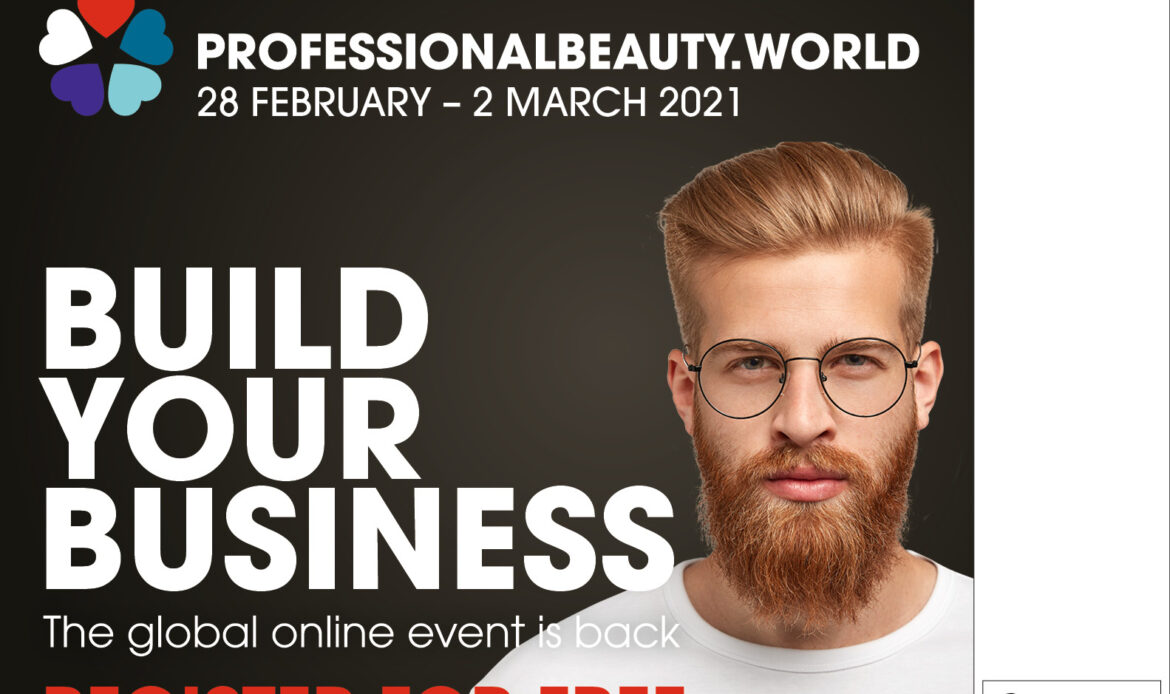 Free online barber sessions at Professional Beauty World