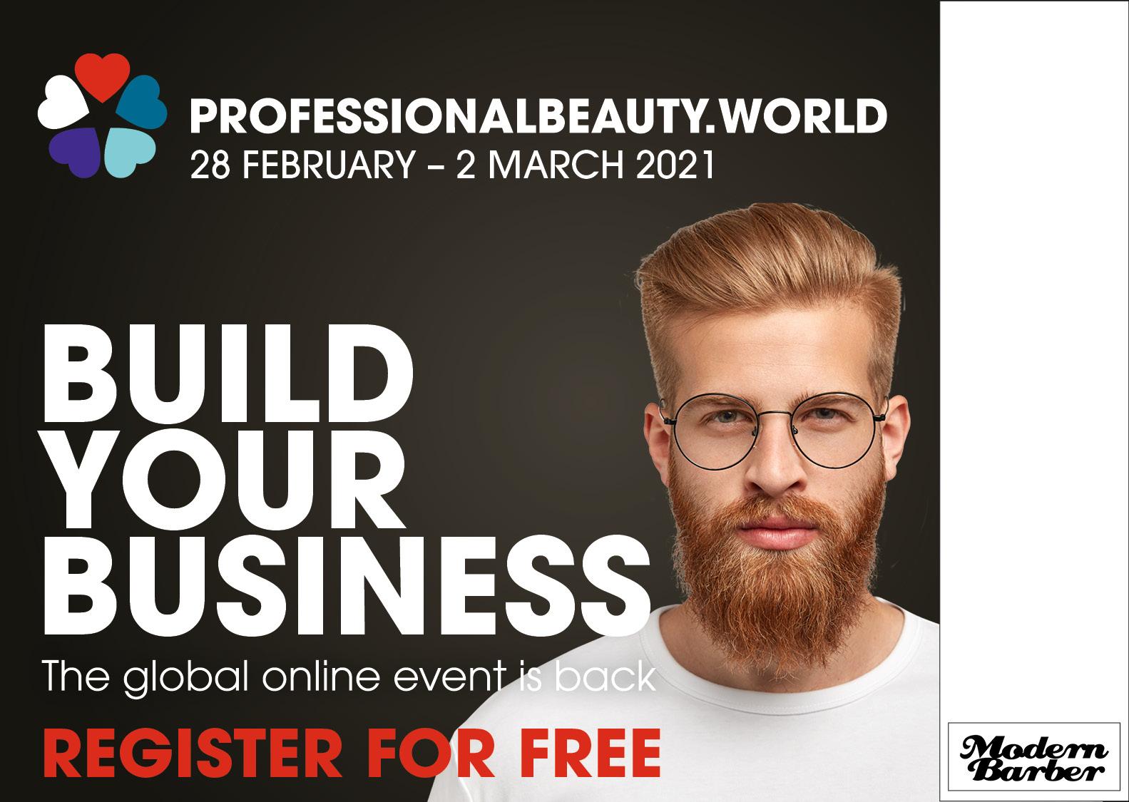 professional beauty world barber