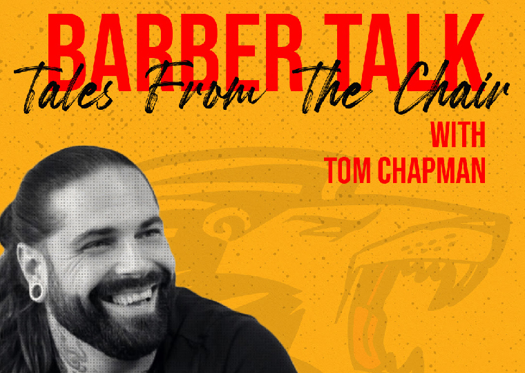 Tom Chapman launches new podcast on Time to Talk Day