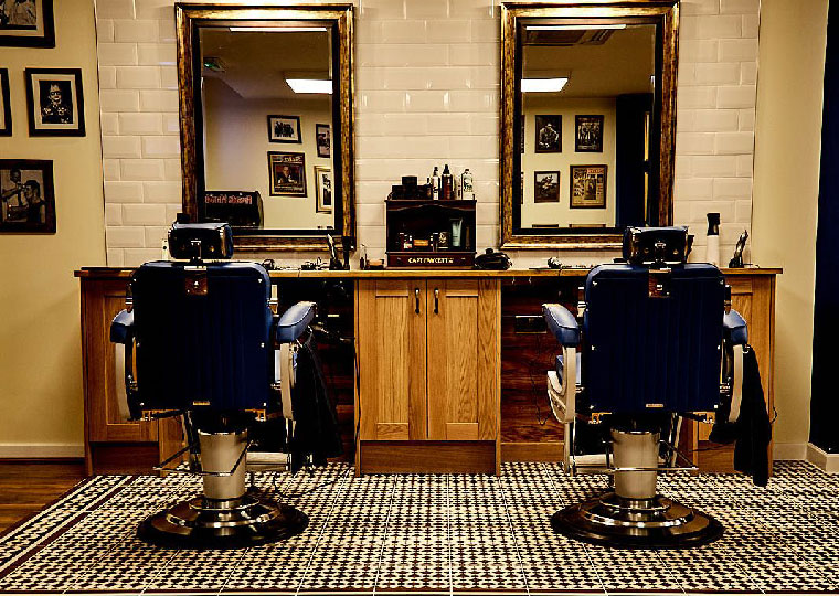 bonds broadstone best interior modern barber awards